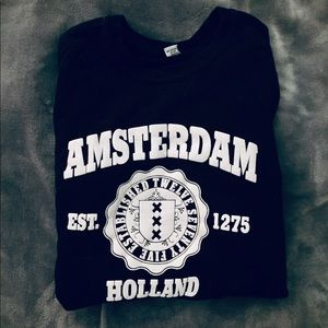 Vintage Sweaters - Oversized Amsterdam Sweater